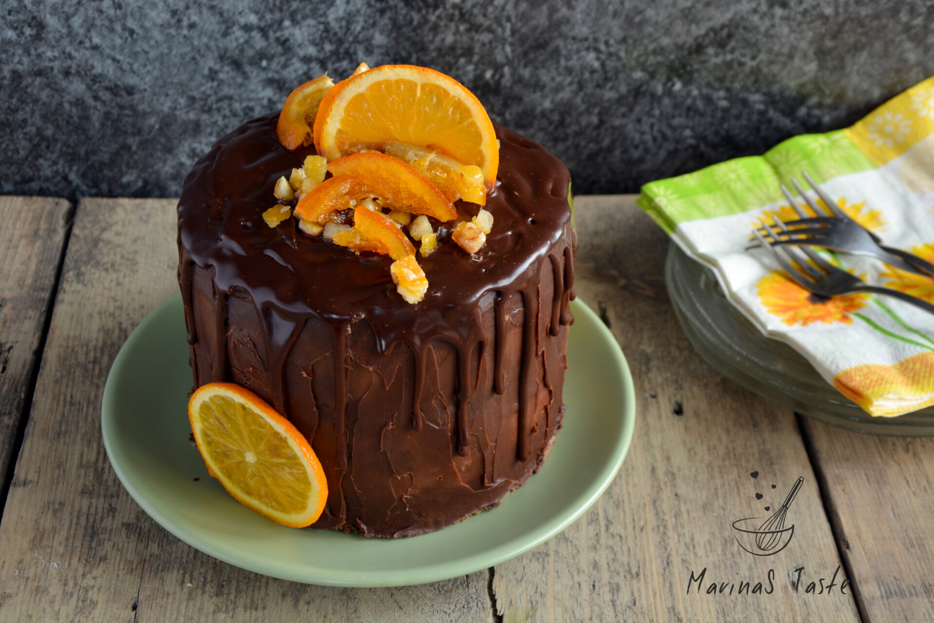 Posna-coko-oranz-torta-3