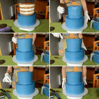Torta-na-sprat-dekorisana-slagom-4