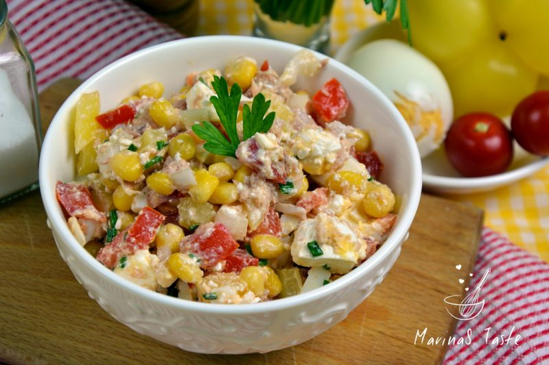 Salata-sa-tunjevinom-i-kukuruzom-1-1