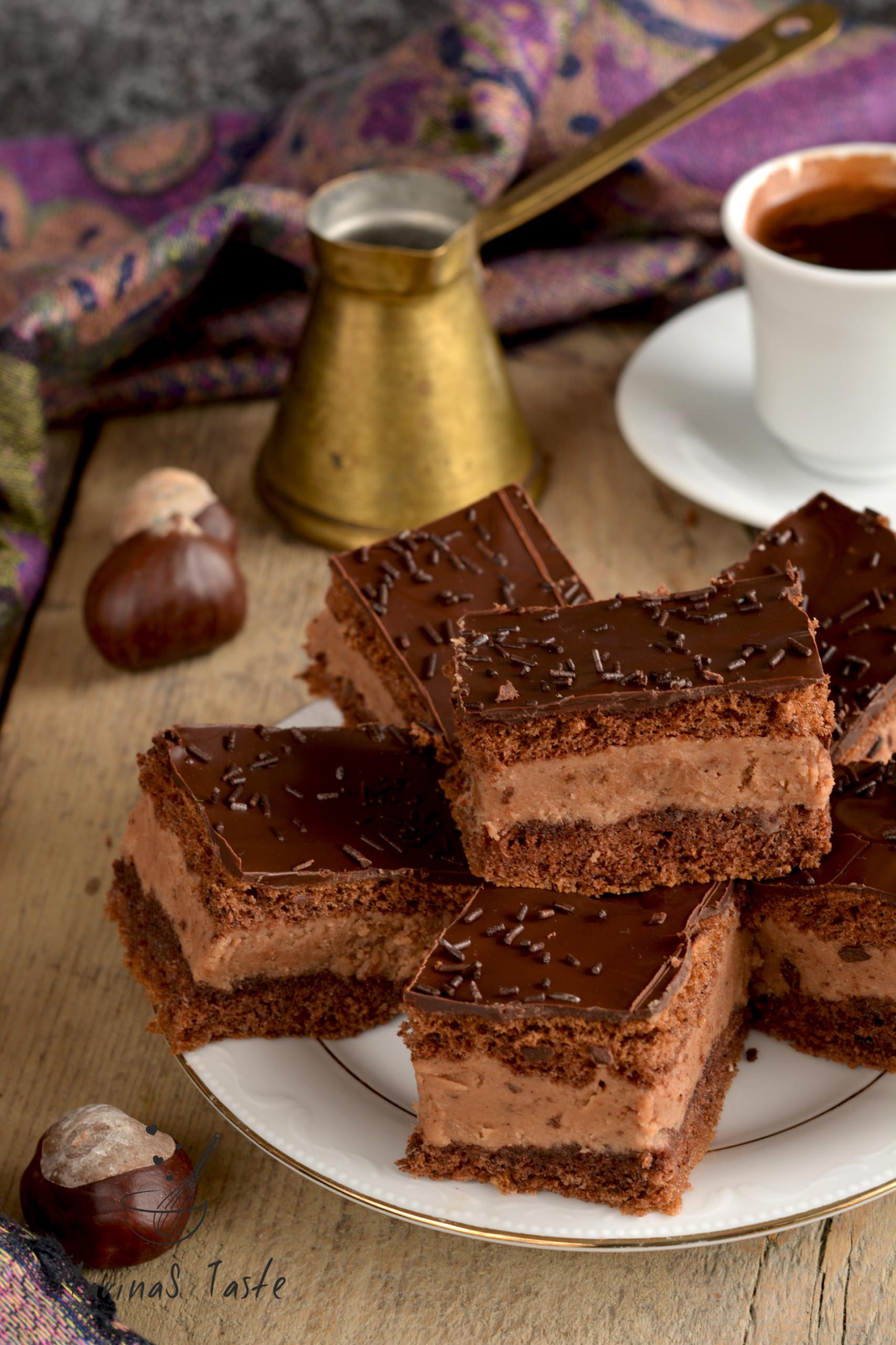 Cokoladni-kolac-sa-kestenom-3