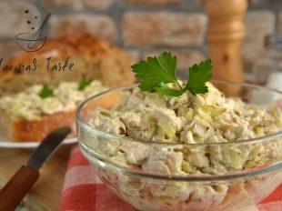 Salata-sa-piletinom-i-sampinjonima-3